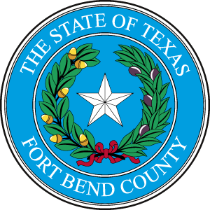 Fort Bend County Texas Seal