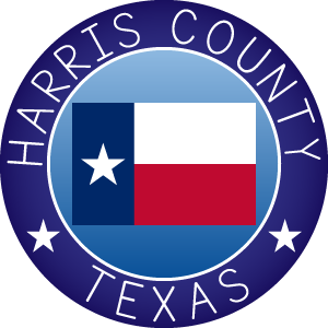 Harris County Texas Seal